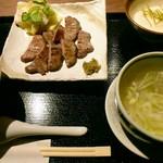 45723123 - ¥1,450の「にし屋定食」をオーダー