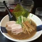 麺屋 むら田 - 濃厚豚骨しょうゆラーメン680円