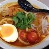 マルガメウドン - 料理写真:トムヤムクンうどん630円
