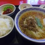 楓林 - 坦々麺定食