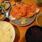 よし川 - 桜海老定食