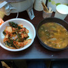 キムチの山田商店 - 料理写真:ユッケジャンスープ
