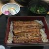 円山 - 料理写真:鰻御膳の! 鰻重! ★★★☆☆