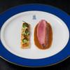 トゥールダルジャン - 料理写真:トゥールダルジャンを代表する料理「幼鴨のロースト マルコポーロ」