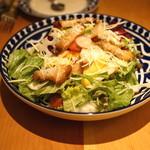 ラシゴーニュ - 産直有機野菜の気まぐれサラダ