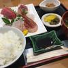 和久 - 料理写真:お刺身定食(1,200円)★★★★☆