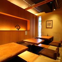 上質な和空間で、素敵なお食事の時間を。