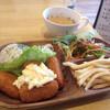 カフェ  ライト オーシャン - 料理写真:ランチ(ドリンク・デザート付き)900円
