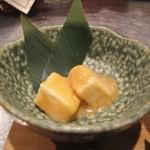 ぶち - チーズ味噌漬け