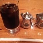 酒の穴 - アイスコーヒー