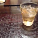 京かのこ - ドリンク写真:ブレてるw