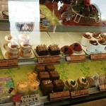 ゆめ菓子工房 くらら - かわいいケーキがたくさん!