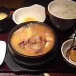 45746507 - 和牛すき焼き定食