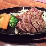 45746511 - 神戸牛ステーキ定食