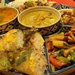フォーシーズンズ - 人気タイ料理コース☆二人ならこれがボリューム的にオススメ