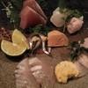 Haku - 料理写真:お造り盛り合わせ