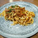 45756987 - 2015/12/4  色々なお肉の入ったラグーパスタ〜〜1,500円