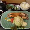 和風料理 宮島 - 料理写真:海老フライ