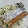 名物屋本舗 - 料理写真:流水解凍後の太刀魚とメヒカリ