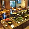 阿古屋茶屋 - 料理写真:バイキングコーナー