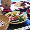 阿古屋茶屋 - 料理写真:お茶漬けバイキング