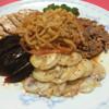 知味飯店 - 料理写真:なかなか豪華な「前菜盛り合わせ」