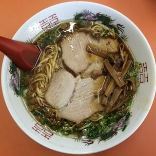 朱華楼 - 料理写真:中華そば