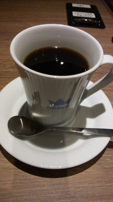 オスロ コーヒー セントラルパーク店