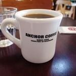 アンカーコーヒー - ドリンク写真:
