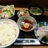 割烹田中 - 料理写真:鯛めし定食