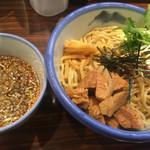 45766293 - 再訪日:2015.12.20                       柚子露(つけ麺)大盛