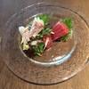 旬菜和洋 うさみ - 料理写真:お刺身3種盛り