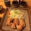 味の丸新 - 料理写真:若鳥唐揚げ