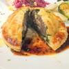 オー・ペシェ・グルマン - 料理写真:蝦夷鹿とフォアグラのパイ包み焼