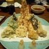 芝楽 - 料理写真:ノンベロッカー様と、自慢の天ぷら盛り合わせ、上一人前
