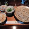芳水 - 料理写真:そば定食(730円)