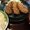 どれ味 - 料理写真:ヒレカツ定食(950円)