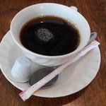 ピッツェリア・カルダ・マーノ - 食後のコーヒー