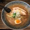 自己流ラーメン綿麺 - 料理写真:和風とんこつラーメン750円