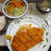 藤かつ - 料理写真:チキンカツセット