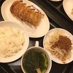 餃子の福包 - ランチセット A