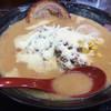 喜久屋 - 料理写真:粉雪ラーメン