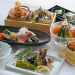 かちゃ料理 むとう - 料理写真:味彩 選べるメイン料理