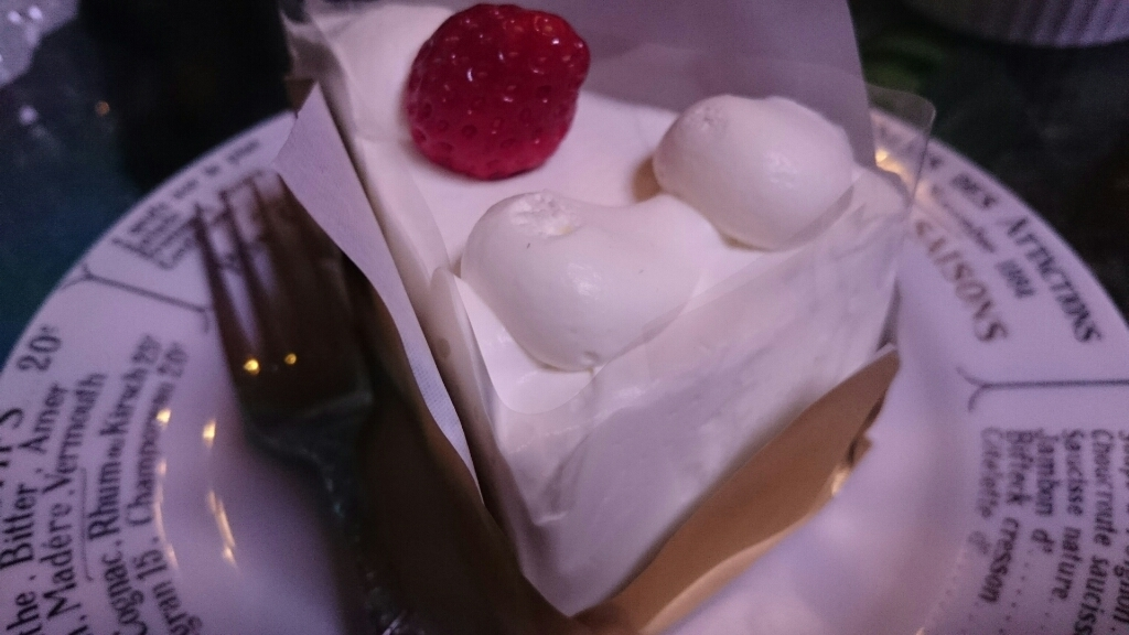 ルーム フォー ケーキ