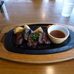 フォルクス - 牛サガリ カットステーキ