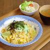 Rose Cafe 風のガーデン - 料理写真:シャキっとレタスのたまごチャーハン