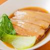 中国料理 温故知新 - 料理写真:お箸で切れるやわらかさ『東坡肉』(トンポーロウ:皮付き三枚肉の煮込み)