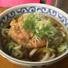 銀座堂 - 料理写真:生姜天うどん