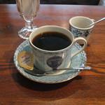 カフカ - 「コーヒー」です。