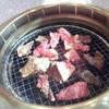 焼肉道場 福ちゃん - 料理写真:焼肉焼いてます(2015.12.25)
